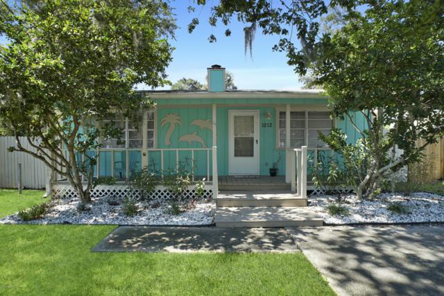 1212 Jasmine St, Atlantic Beach, FL 32233 (MLS #962432) :: Memory Hopkins Real Estate