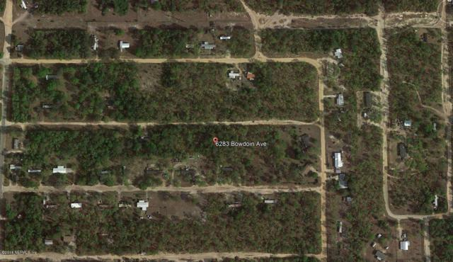 6283 Bowdoin Ave, Keystone Heights, FL 32656 (MLS #962433) :: Memory Hopkins Real Estate