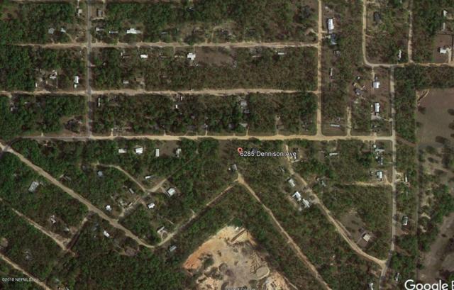 6289 Dennison Ave, Keystone Heights, FL 32656 (MLS #962439) :: The Hanley Home Team