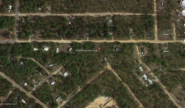 6285 Dennison Ave, Keystone Heights, FL 32656 (MLS #962442) :: The Hanley Home Team