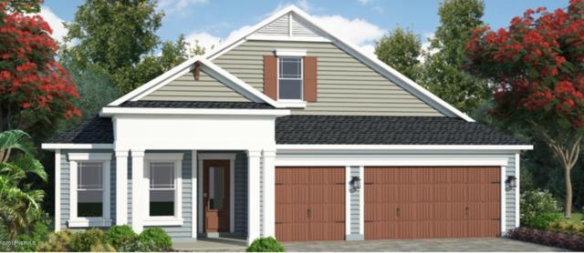 50 Pescado Dr, St Augustine, FL 32095 (MLS #962453) :: Ancient City Real Estate