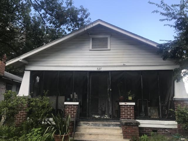 527 W 19TH St, Jacksonville, FL 32206 (MLS #962785) :: EXIT Real Estate Gallery
