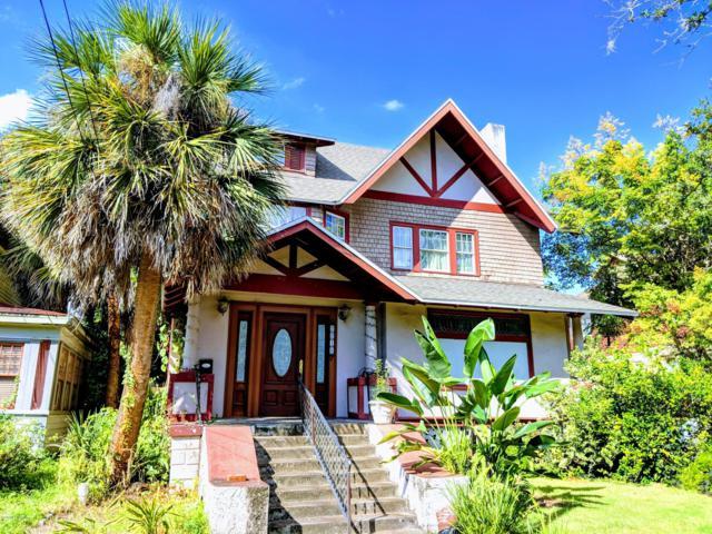 2215 Riverside Ave, Jacksonville, FL 32204 (MLS #962865) :: Berkshire Hathaway HomeServices Chaplin Williams Realty