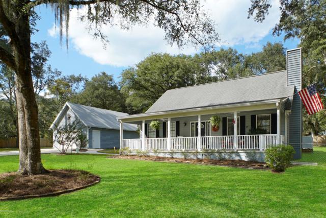 4236 Hall Boree Rd, Middleburg, FL 32068 (MLS #962896) :: The Hanley Home Team