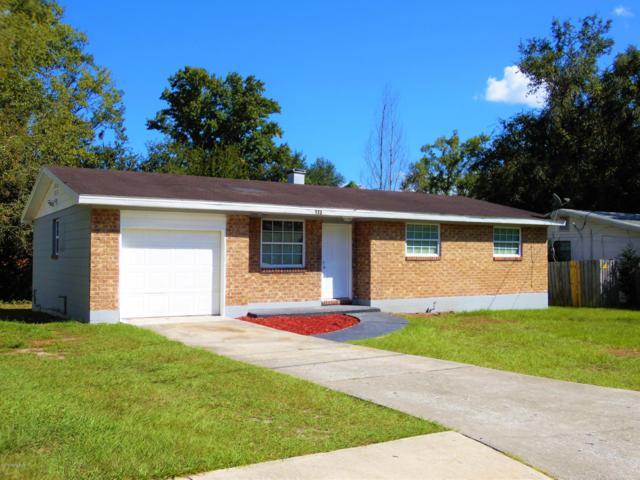 9815 Norfolk Blvd, Jacksonville, FL 32208 (MLS #962993) :: Berkshire Hathaway HomeServices Chaplin Williams Realty