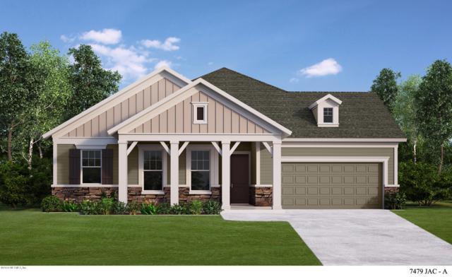 100 Sagebrush Trl, Ponte Vedra, FL 32081 (MLS #962995) :: Memory Hopkins Real Estate