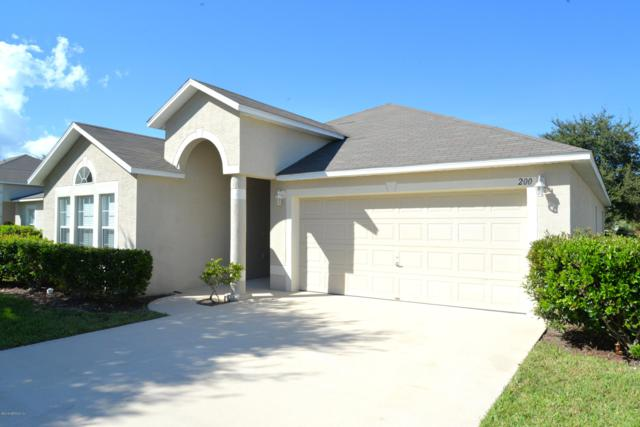 200 King Arthur Ct, St Augustine, FL 32086 (MLS #963079) :: The Hanley Home Team