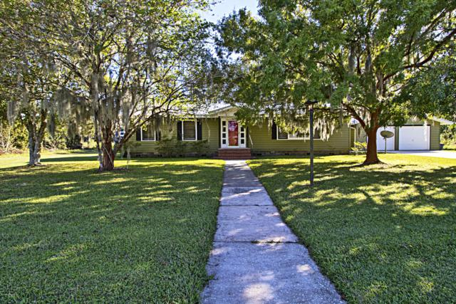 201 W Vivian Dr, Hastings, FL 32145 (MLS #963312) :: Ancient City Real Estate