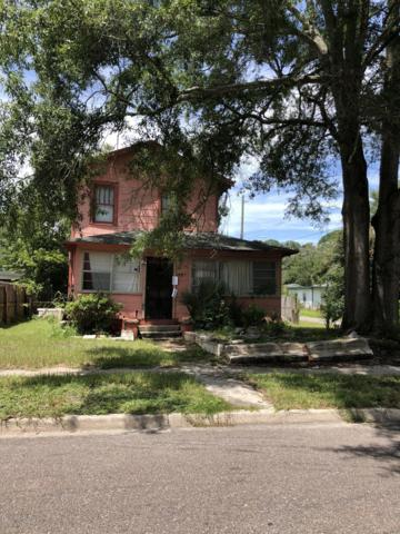 1705 W 16TH St, Jacksonville, FL 32209 (MLS #963330) :: Florida Homes Realty & Mortgage
