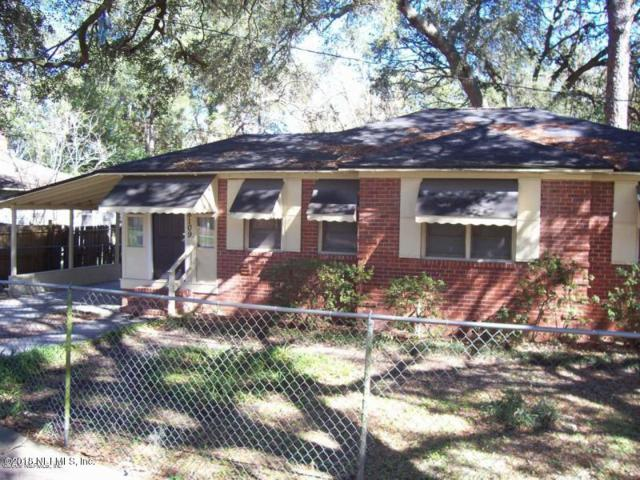 8109 Paul Jones Dr, Jacksonville, FL 32208 (MLS #963380) :: Memory Hopkins Real Estate