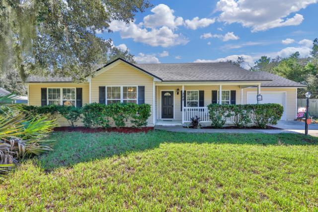 389 Crescent Blvd, St Augustine, FL 32095 (MLS #963586) :: Memory Hopkins Real Estate
