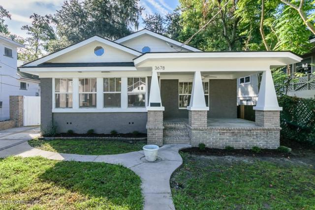 3678 Valencia Rd, Jacksonville, FL 32205 (MLS #963644) :: Florida Homes Realty & Mortgage