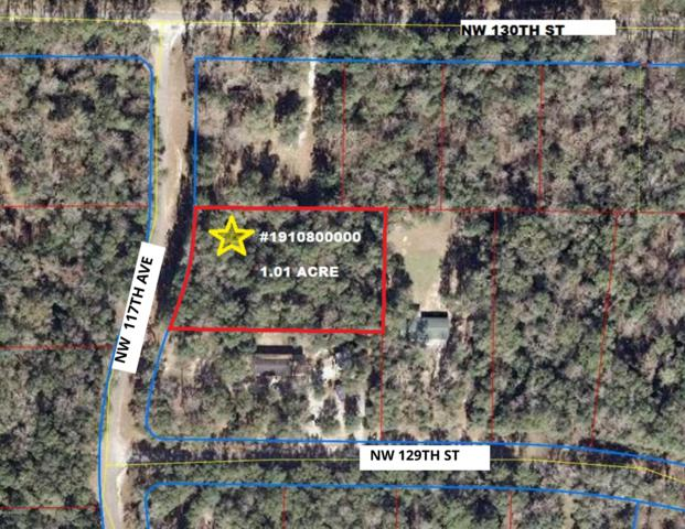 0 NW 117TH Ave, Chiefland, FL 32626 (MLS #963972) :: The Hanley Home Team