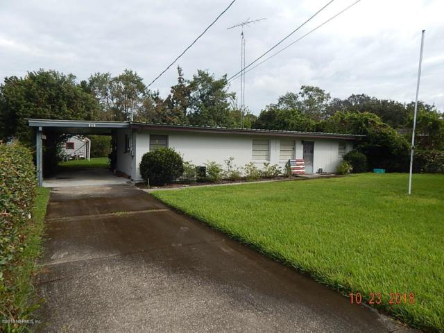 202 Browns Fish Camp Rd, Crescent City, FL 32112 (MLS #963974) :: CrossView Realty