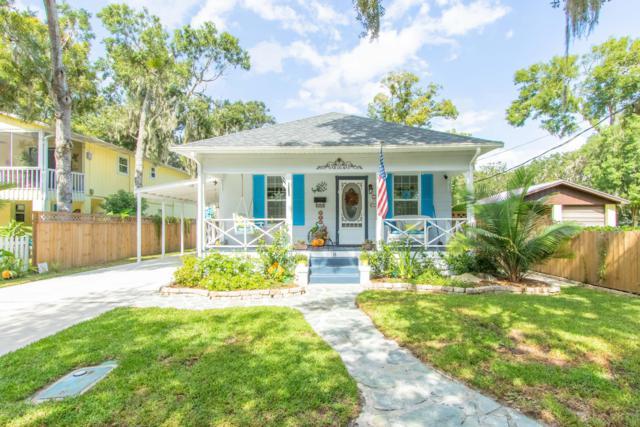 16 Ballard Ave, St Augustine, FL 32084 (MLS #964051) :: Sieva Realty
