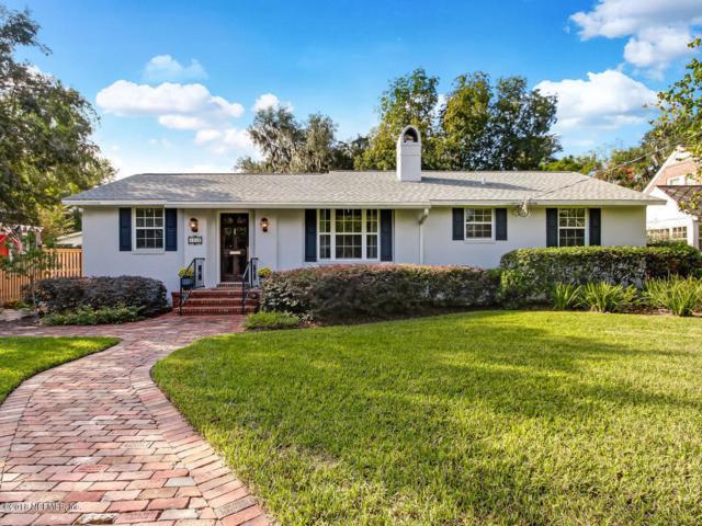 1316 Greenridge Rd, Jacksonville, FL 32207 (MLS #964116) :: The Hanley Home Team