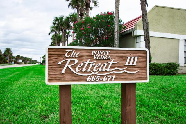 667 Ponte Vedra Blvd B, Ponte Vedra Beach, FL 32082 (MLS #964235) :: Ponte Vedra Club Realty   Kathleen Floryan