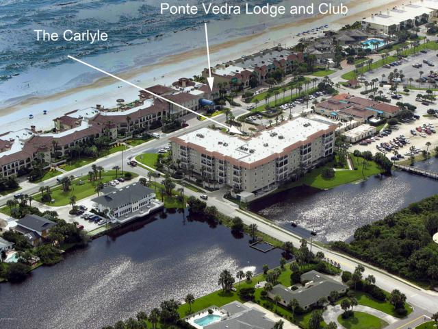600 Ponte Vedra Blvd #101, Ponte Vedra Beach, FL 32082 (MLS #964323) :: Memory Hopkins Real Estate