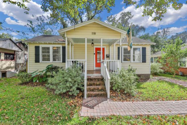 1118 Nira St, Jacksonville, FL 32207 (MLS #964408) :: Memory Hopkins Real Estate