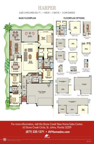 325 Stone Creek Cir, St Johns, FL 32259 (MLS #964513) :: Florida Homes Realty & Mortgage