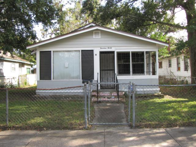 1430 W 15TH St, Jacksonville, FL 32209 (MLS #964737) :: CenterBeam Real Estate