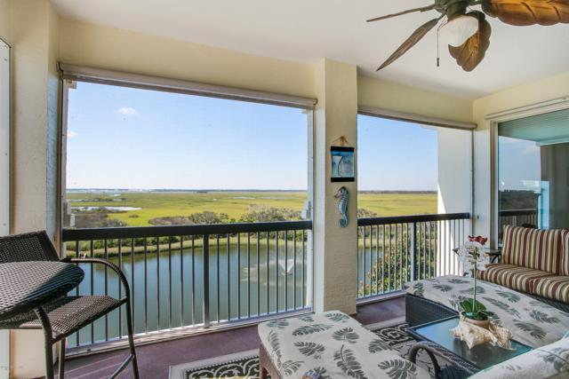435 N Ocean Grande Dr #302, Ponte Vedra Beach, FL 32082 (MLS #964773) :: Memory Hopkins Real Estate