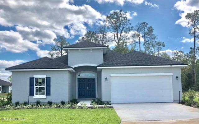 191 S Coopers Hawks Way, Palm Coast, FL 32164 (MLS #964996) :: Noah Bailey Real Estate Group