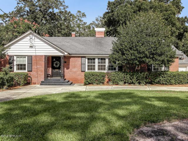 1155 Eutaw Pl, Jacksonville, FL 32207 (MLS #965141) :: EXIT Real Estate Gallery