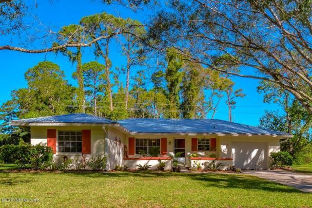 528 Sevilla Dr, St Augustine, FL 32086 (MLS #965255) :: Memory Hopkins Real Estate