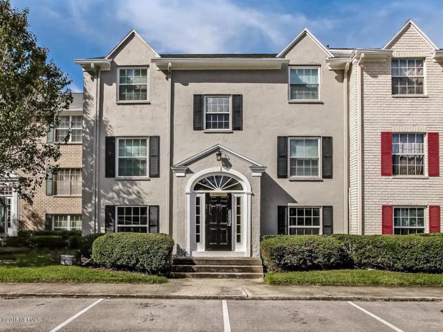 4321 Plaza Gate Ln S #101, Jacksonville, FL 32217 (MLS #965307) :: The Hanley Home Team