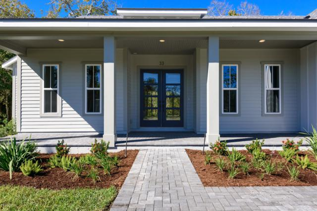 33 Matthews Ln, Ponte Vedra Beach, FL 32082 (MLS #965403) :: Memory Hopkins Real Estate