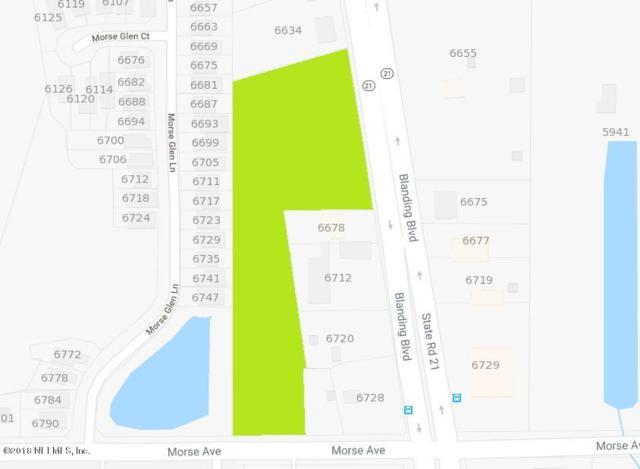 6648 Blanding Blvd, Jacksonville, FL 32244 (MLS #965542) :: Florida Homes Realty & Mortgage