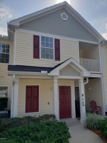 575 Oakleaf Plantation Pkwy #915, Orange Park, FL 32065 (MLS #965621) :: CrossView Realty