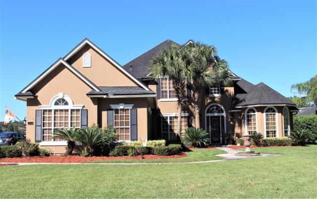 744 Peppervine Ave, Jacksonville, FL 32259 (MLS #965634) :: Memory Hopkins Real Estate