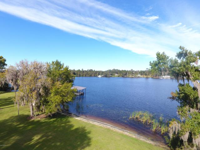 132 Drayton Island Rd, Georgetown, FL 32139 (MLS #965708) :: CrossView Realty