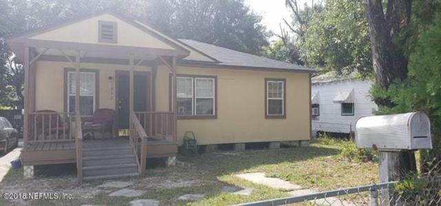 1850 E 25TH St, Jacksonville, FL 32206 (MLS #965782) :: Sieva Realty