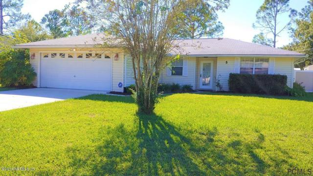 5 Wallstone Pl, Palm Coast, FL 32164 (MLS #965842) :: Ancient City Real Estate