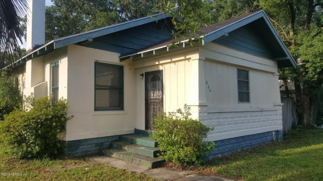 804 Calvert St, Jacksonville, FL 32208 (MLS #966235) :: Memory Hopkins Real Estate