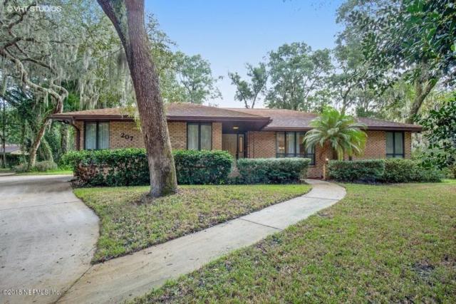 207 Raintree Trl, St Augustine, FL 32086 (MLS #966297) :: CrossView Realty