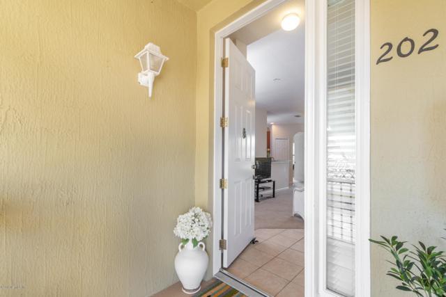 405 La Travesia Flora #202, St Augustine, FL 32095 (MLS #966345) :: Summit Realty Partners, LLC
