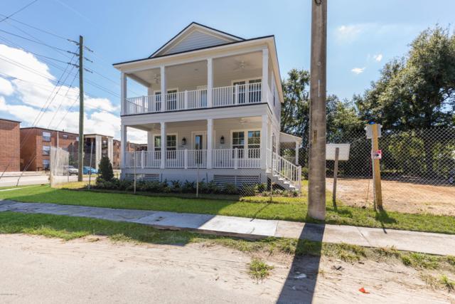 1158 E 1ST St, Jacksonville, FL 32206 (MLS #966401) :: 97Park
