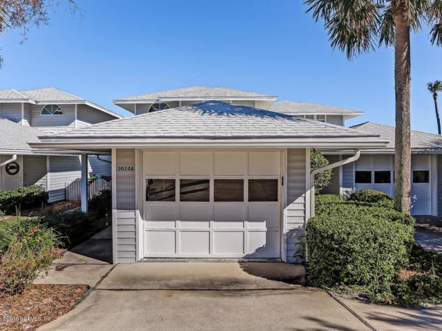 3024 S Fletcher Ave A, Fernandina Beach, FL 32034 (MLS #966470) :: The Hanley Home Team