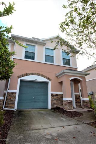 631 Crystal Way, Orange Park, FL 32065 (MLS #966558) :: Florida Homes Realty & Mortgage