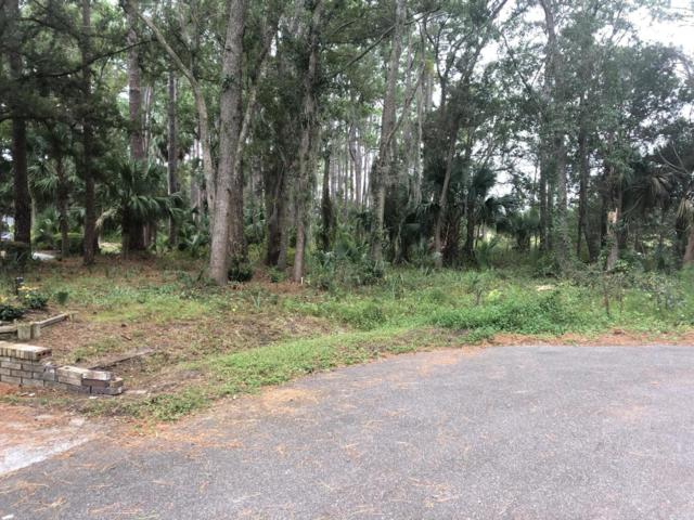 212-0000 Crane Dr, Fernandina Beach, FL 32034 (MLS #966680) :: The Edge Group at Keller Williams