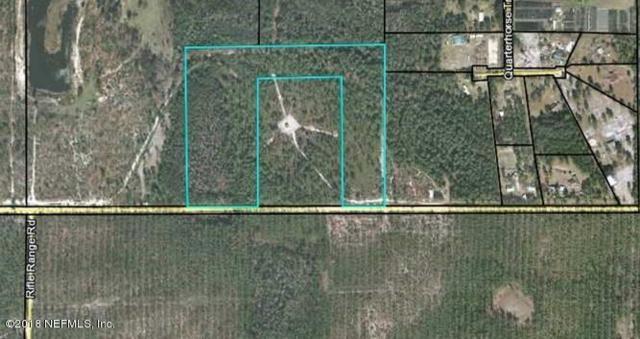 0 Off Carter Spencer Rd, Middleburg, FL 32068 (MLS #966685) :: CenterBeam Real Estate