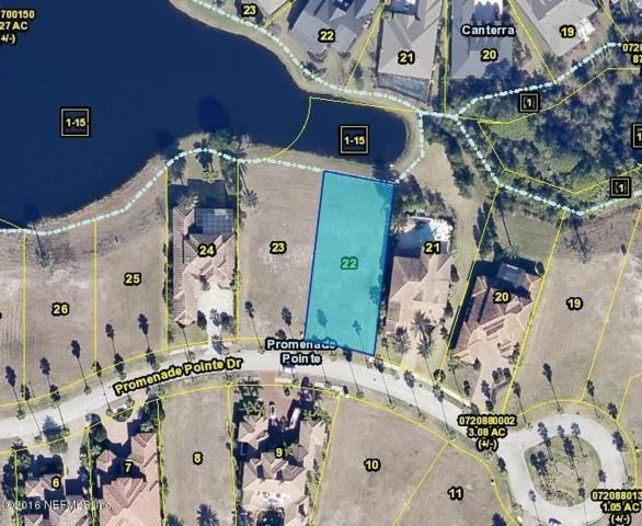 739 Promenade Pointe Dr, St Augustine, FL 32095 (MLS #966698) :: Memory Hopkins Real Estate