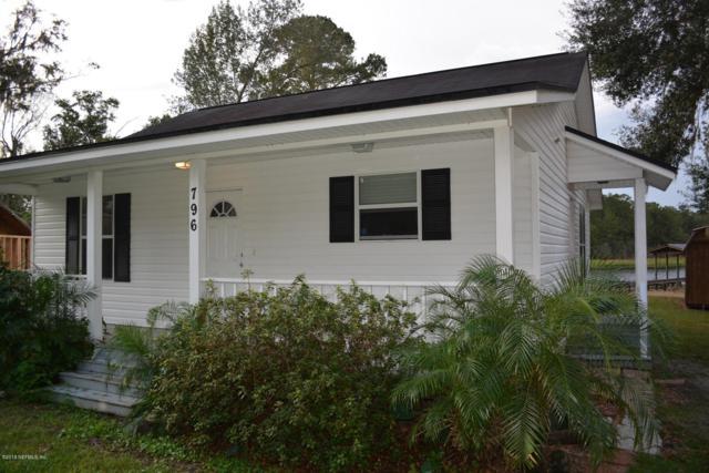 796 Lake Shore Ter, Interlachen, FL 32148 (MLS #966711) :: 97Park