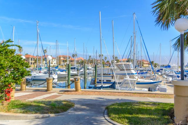 3106 Harbor Dr #106, St Augustine, FL 32084 (MLS #966714) :: Memory Hopkins Real Estate