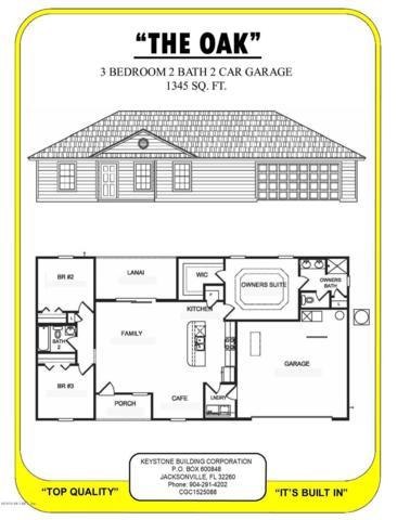 4750 Mayflower St, Middleburg, FL 32068 (MLS #966929) :: The Hanley Home Team