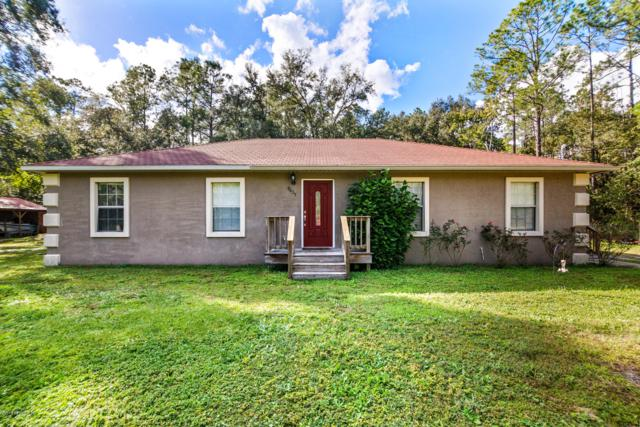 9635 Oliver Ave, Hastings, FL 32145 (MLS #967118) :: The Edge Group at Keller Williams